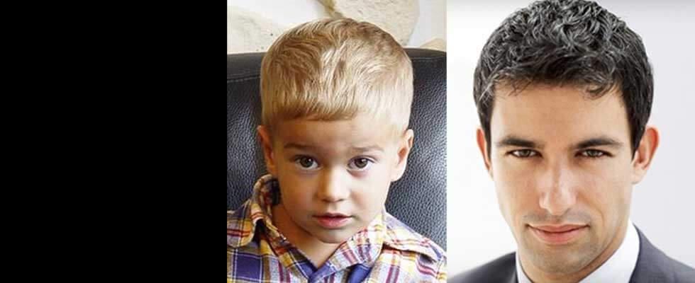 Childrens Haircut